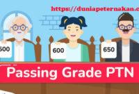 Passing Grade PTN